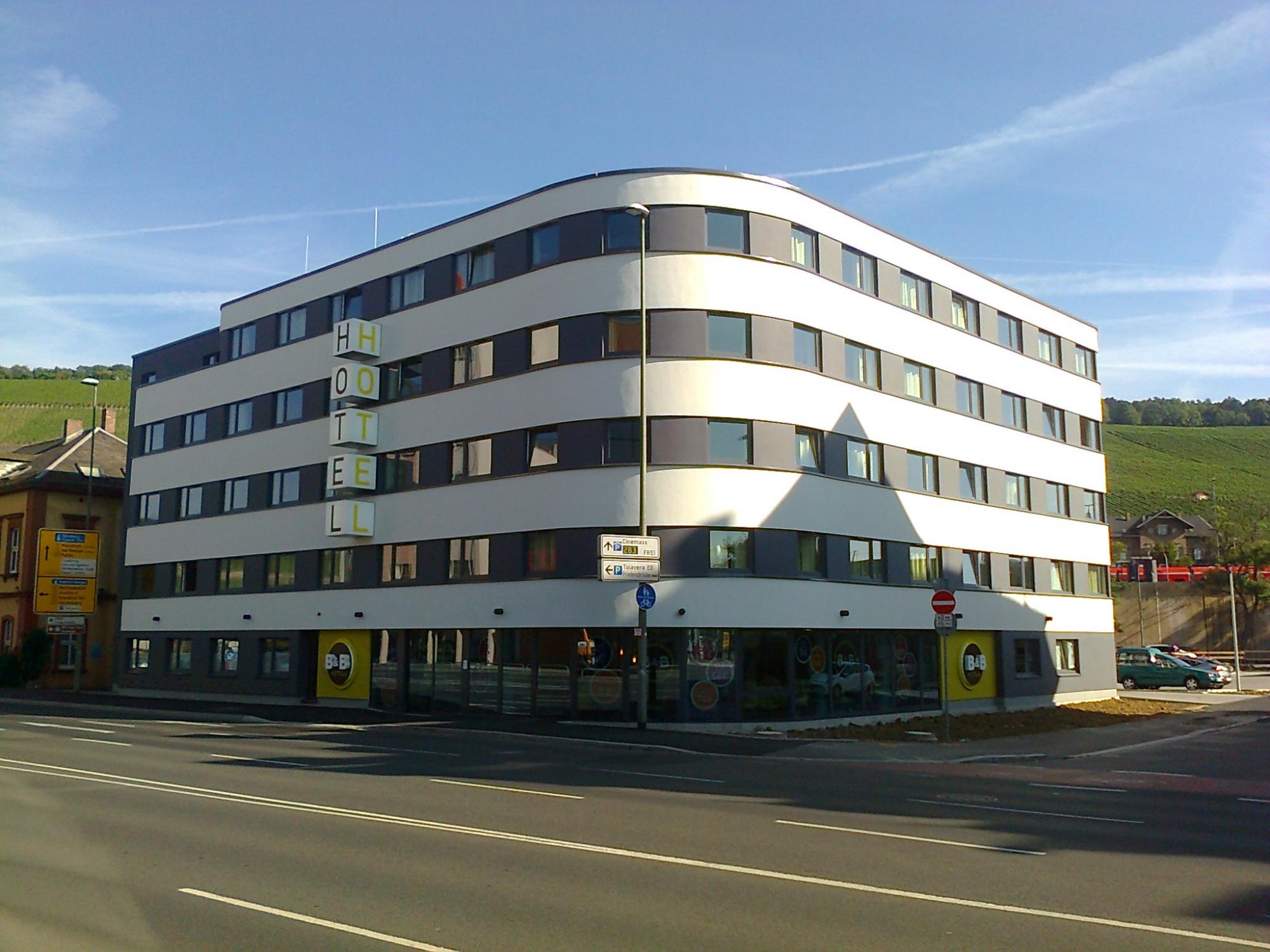 B+B Würzburg